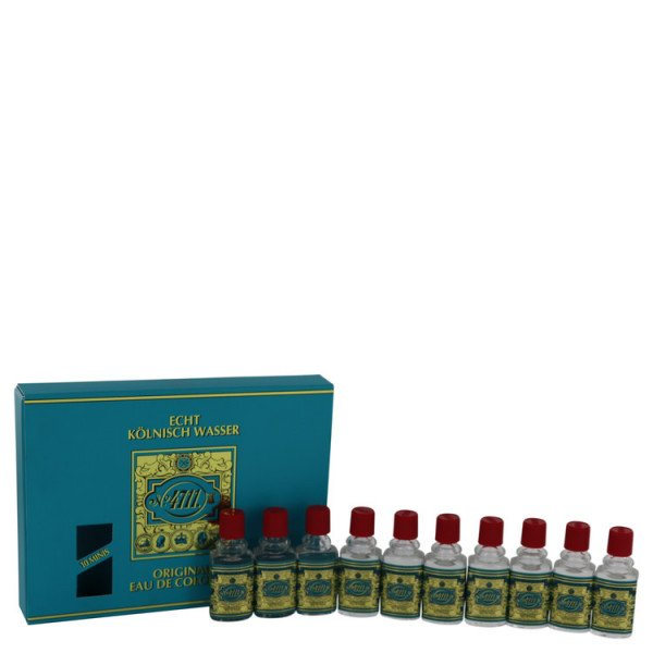 eau de cologne originale - muelhens coffret cadeau 3 ml