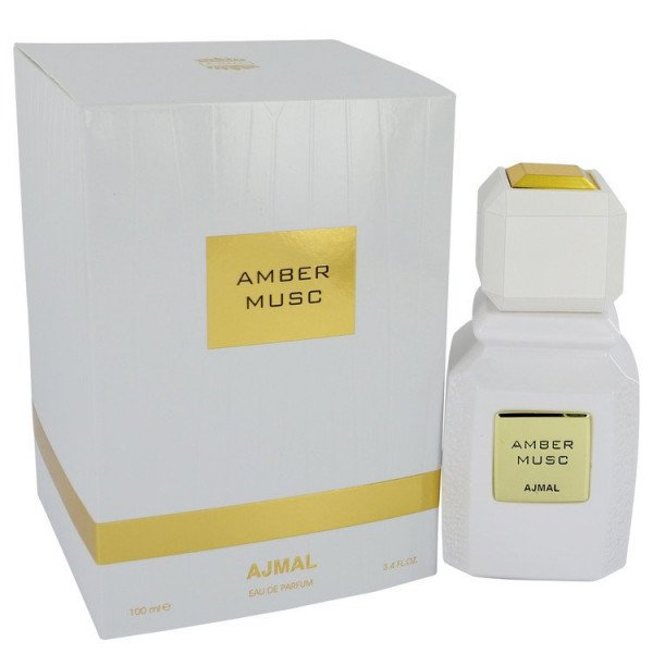 Amber musc -  eau de parfum spray 100 ml