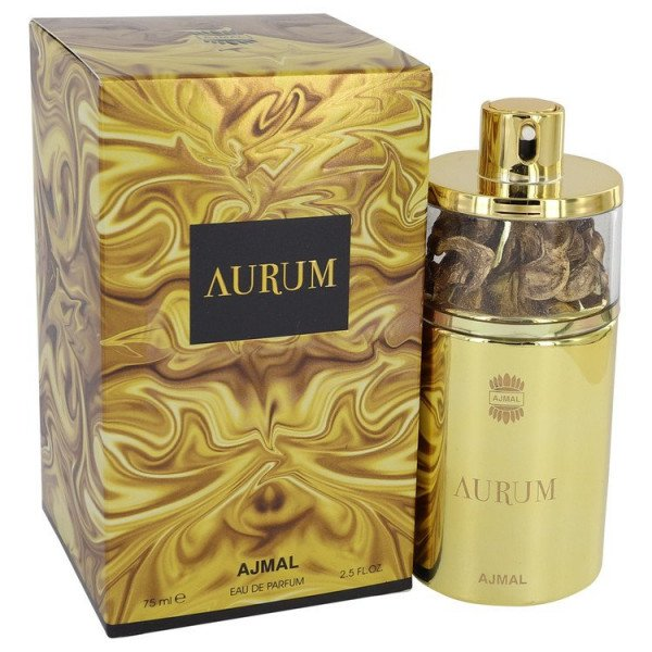 Aurum -  eau de parfum spray 75 ml