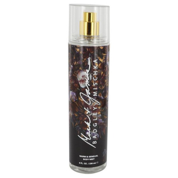 Mark & james warm and sensual - badgley mischka spray pour le corps 240 ml