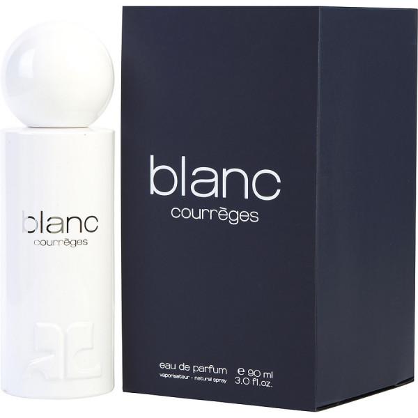 Blanc de courrèges - courrèges eau de parfum spray 90 ml