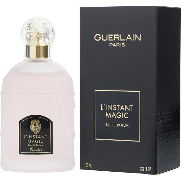 L'Instant Magic Pour Femme - Guerlain Eau De Parfum Spray 100 ML. L'Instant Magic Pour Femme - Guerlain Eau De Parfum Spray 100 ML