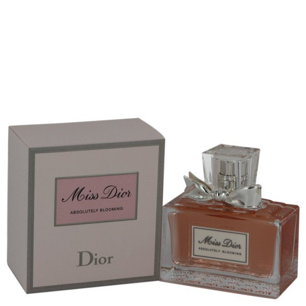 Miss dior absolutely blooming -  eau de parfum spray 50 ml