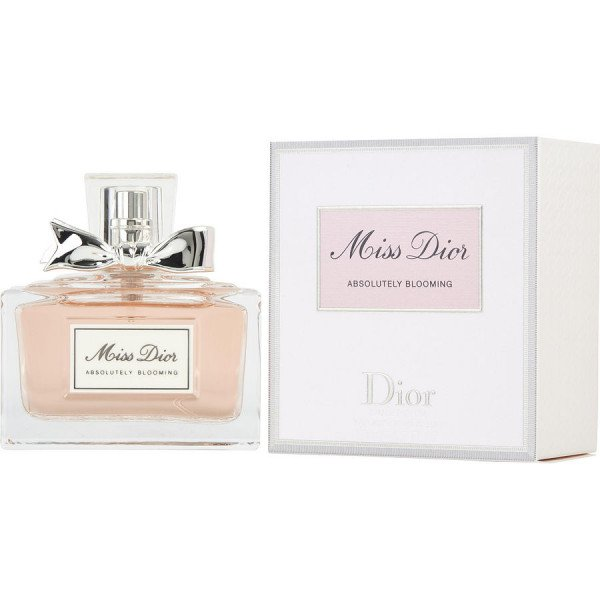 Miss dior absolutely blooming -  eau de parfum spray 50 ml