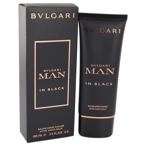 man in black -  baume après-rasage 100 ml