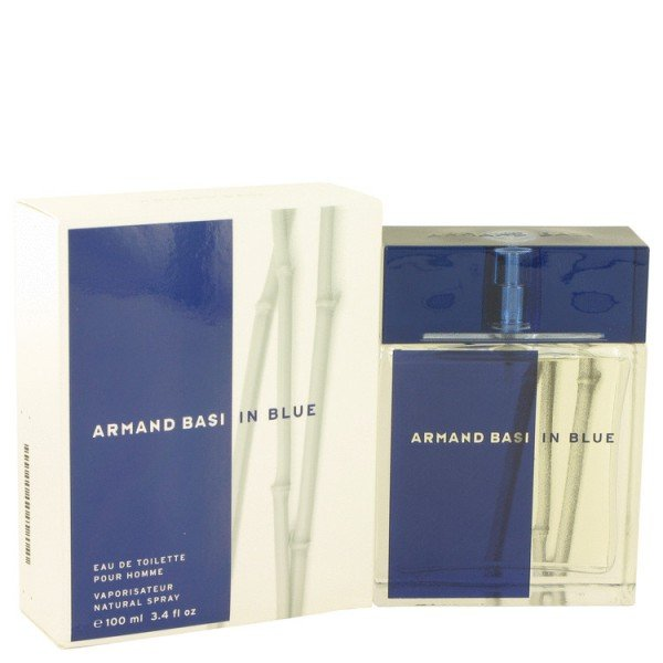 in blue -  eau de toilette spray 100 ml
