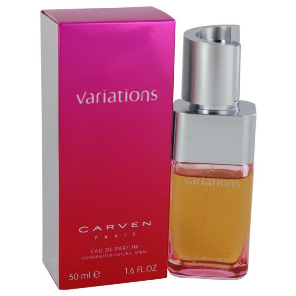 Variations -  eau de parfum spray 50 ml
