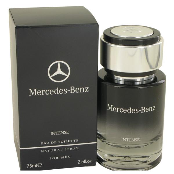 Intense - mercedes-benz eau de toilette spray 75 ml