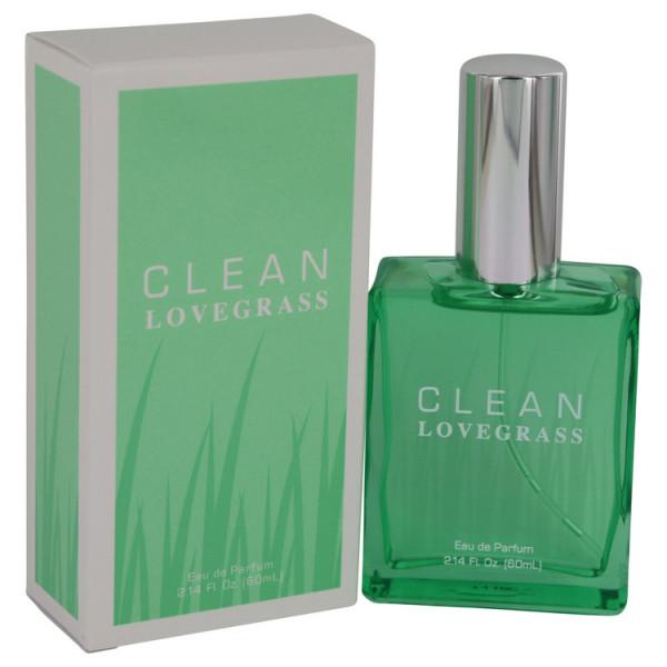 lovegrass -  eau de parfum spray 60 ml