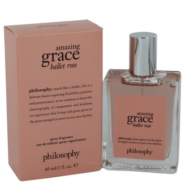 Amazing grace ballet rose -  eau de toilette spray 60 ml