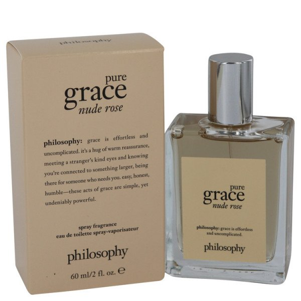 Amazing grace nude rose -  eau de toilette spray 60 ml