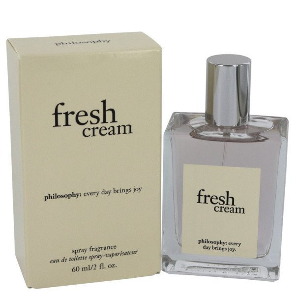Fresh cream -  eau de toilette spray 60 ml