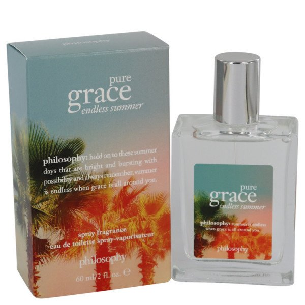 Pure grace endless summer -  eau de toilette spray 60 ml