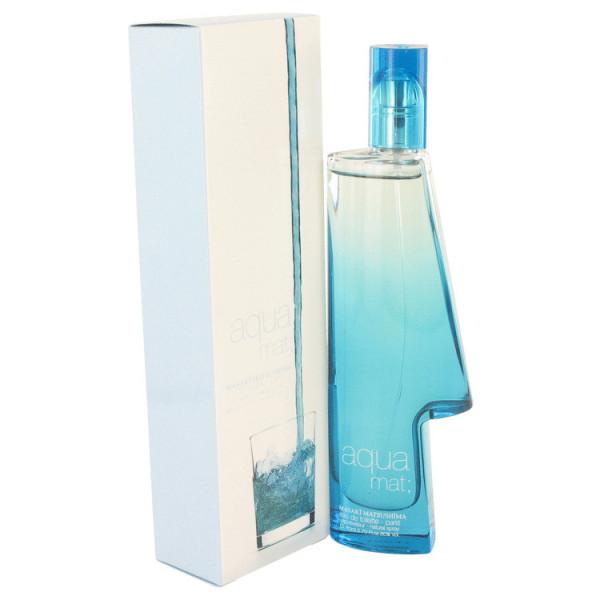 Mat aqua -  eau de toilette spray 80 ml
