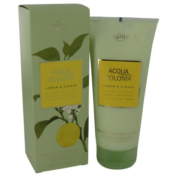 Acqua colonia citron & gingembre -  lotion pour le corps 200 ml
