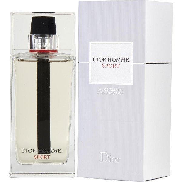 Dior homme sport -  eau de toilette spray 200 ml