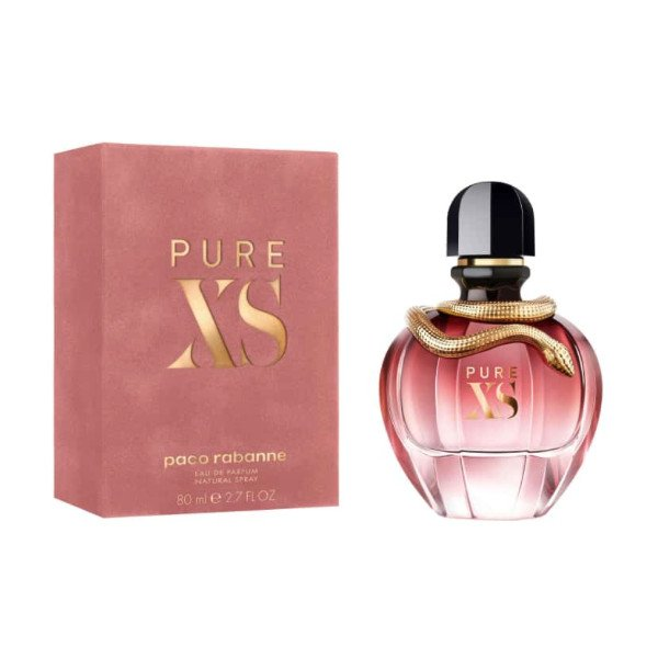 Pure xs for her -  eau de parfum spray 80 ml