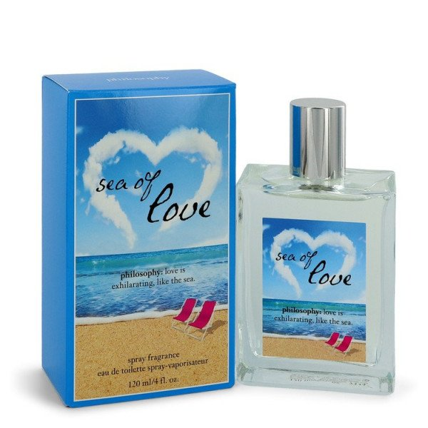 Sea of love -  eau de parfum spray 120 ml