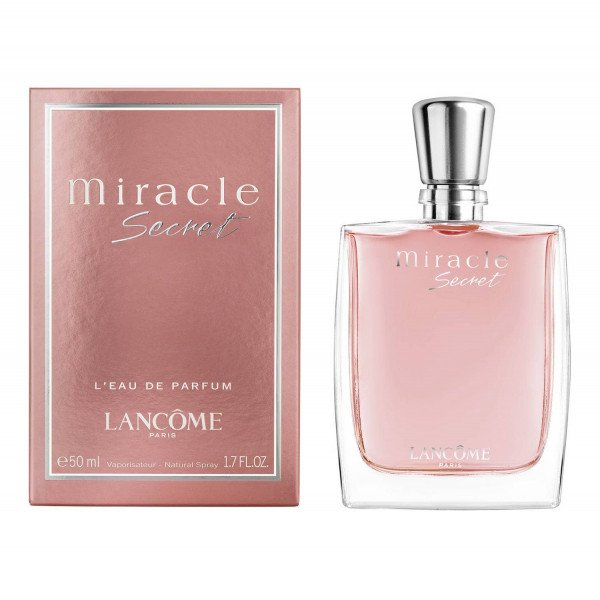 Miracle secret - lancôme eau de parfum spray 50 ml