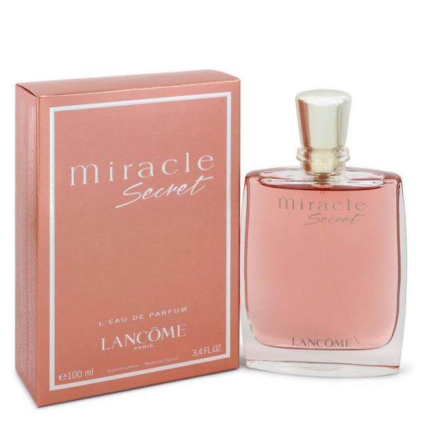 Miracle secret - lancôme eau de parfum spray 100 ml