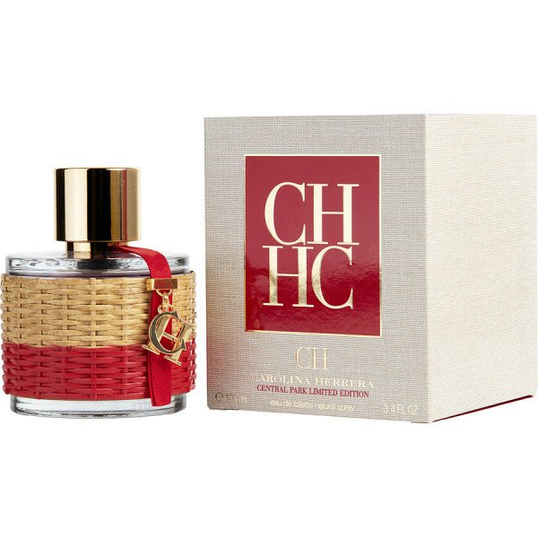 Ch central park edition -  eau de toilette spray 100 ml