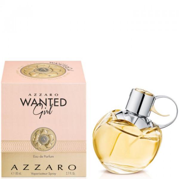 Azzaro wanted girl -  eau de parfum spray 80 ml