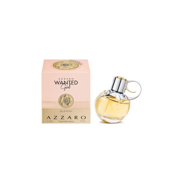 Azzaro wanted girl -  eau de parfum spray 50 ml