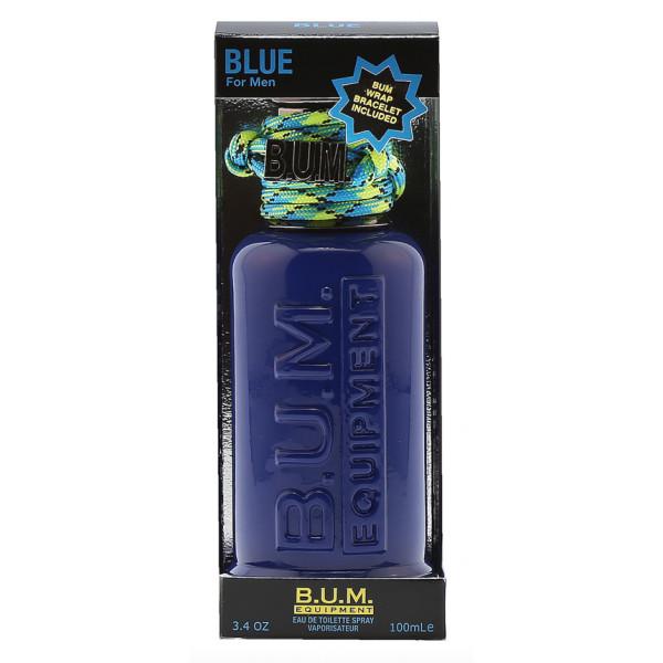 Blue for men - b.u.m. equipment eau de toilette spray 100 ml