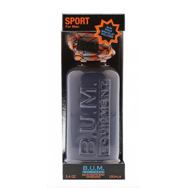 Sport for men - b.u.m. equipment eau de toilette spray 100 ml
