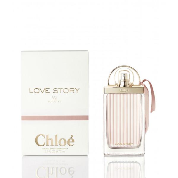 Love story - chloé eau de toilette spray 75 ml