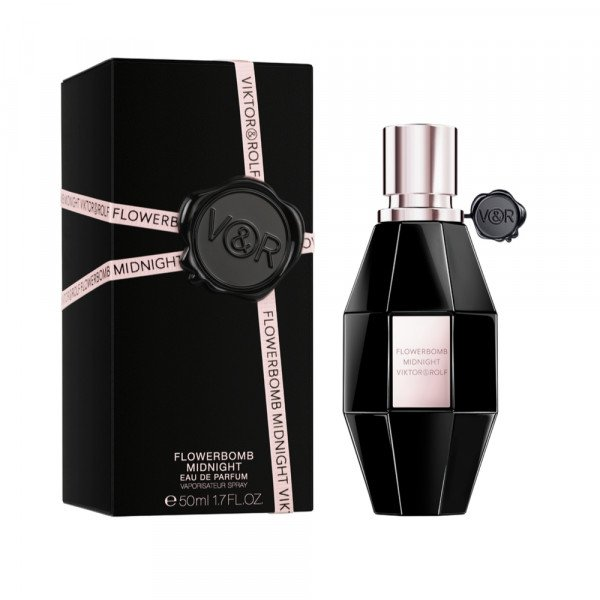 Flowerbomb midnight - viktor & rolf eau de parfum spray 50 ml