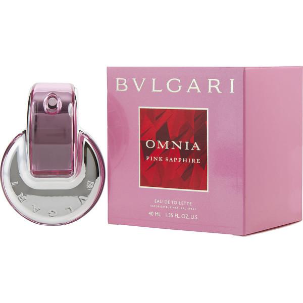 Omnia pink sapphire -  eau de toilette spray 40 ml