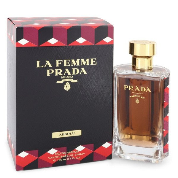 La femme  absolu -  eau de parfum spray 100 ml