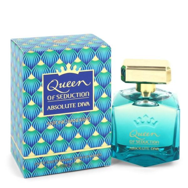 Queen of seduction absolute diva -  eau de toilette spray 80 ml
