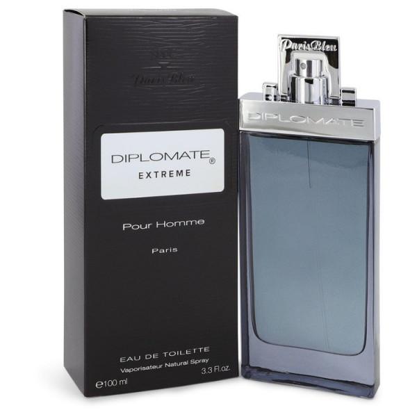 Diplomate extrême pour homme -  eau de toilette spray 100 ml