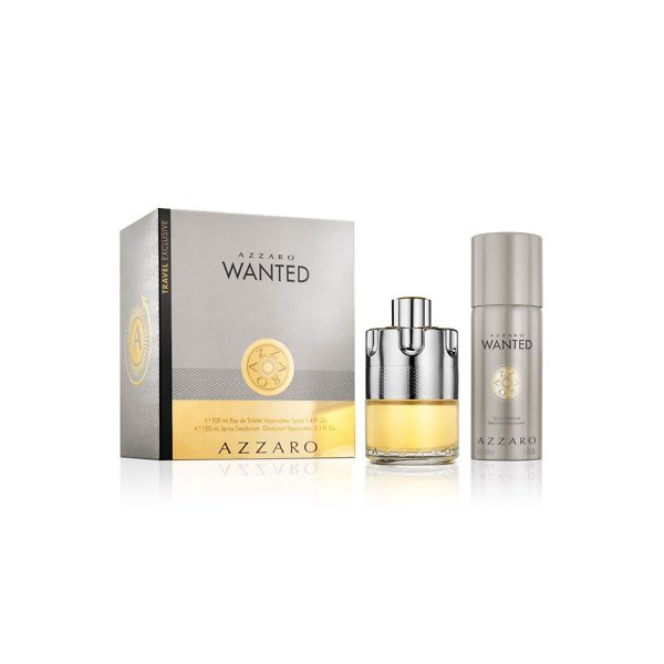 wanted - loris  coffret cadeau 100 ml