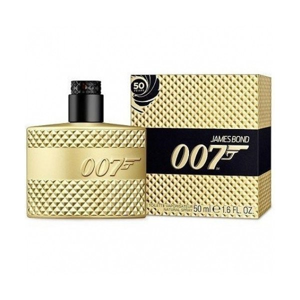 Gold limited - james bond eau de toilette spray 50 ml