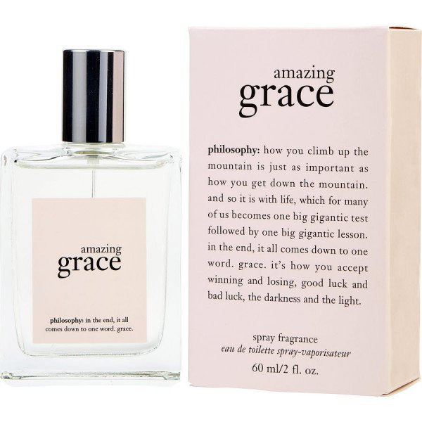 Amazing grace -  eau de toilette spray 60 ml