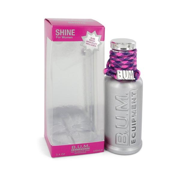 Shine - b.u.m. equipment eau de toilette spray 100 ml