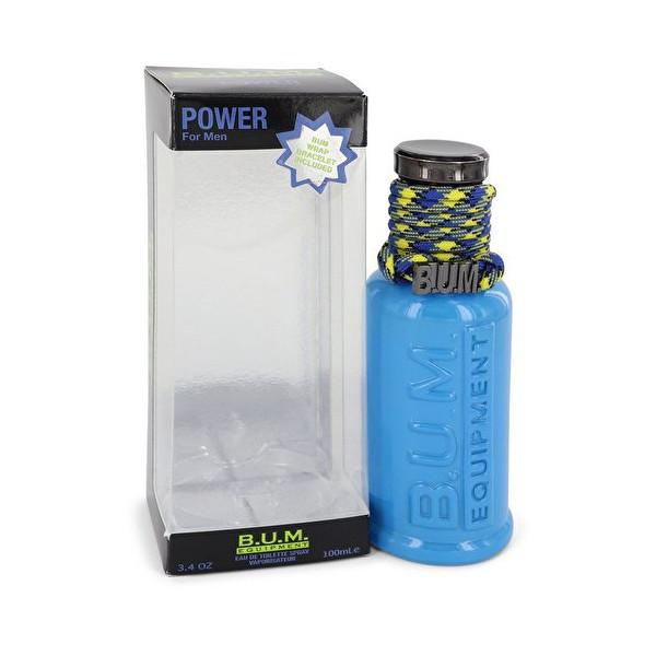 Power - b.u.m. equipment eau de toilette spray 100 ml