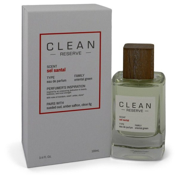 Reserve sel santal -  eau de parfum spray 100 ml