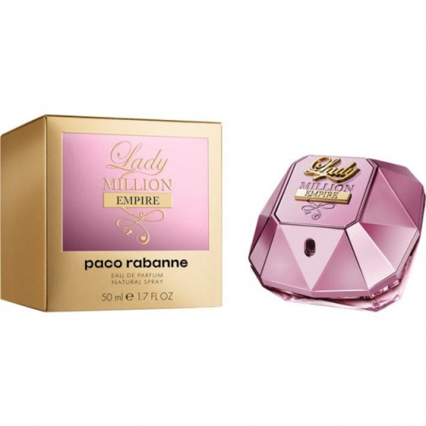 Lady million empire -  eau de parfum spray 80 ml