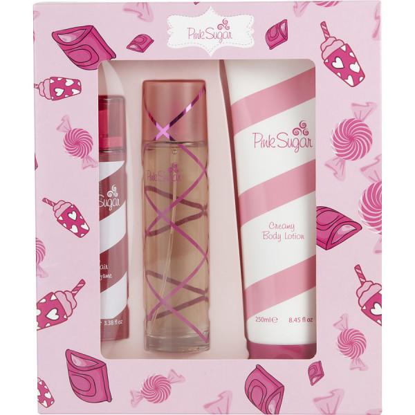 Pink sugar -  coffret cadeau 100 ml