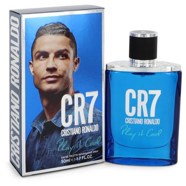 Cr7 play it cool -  eau de toilette spray 50 ml