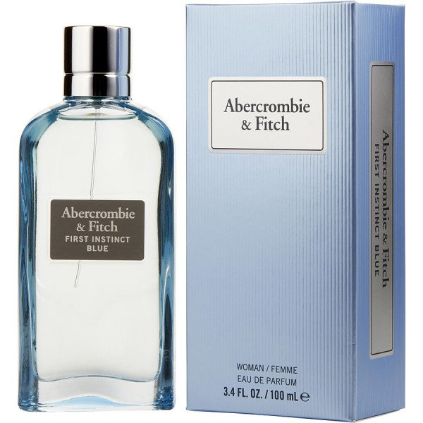 First instinct blue - abercrombie & fitch eau de parfum spray 100 ml