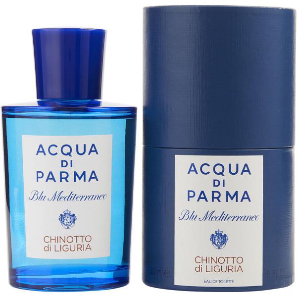 Blue mediterraneo chinotto di liguria -  eau de toilette spray 150 ml