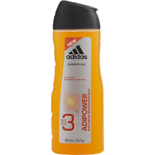 Adipower -  gel douche corps et cheveux 400 ml