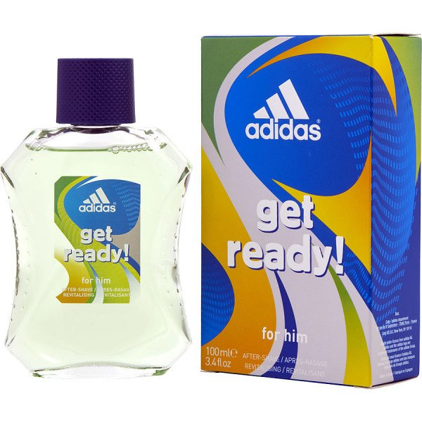 Get ready ! -  après-rasage 100 ml