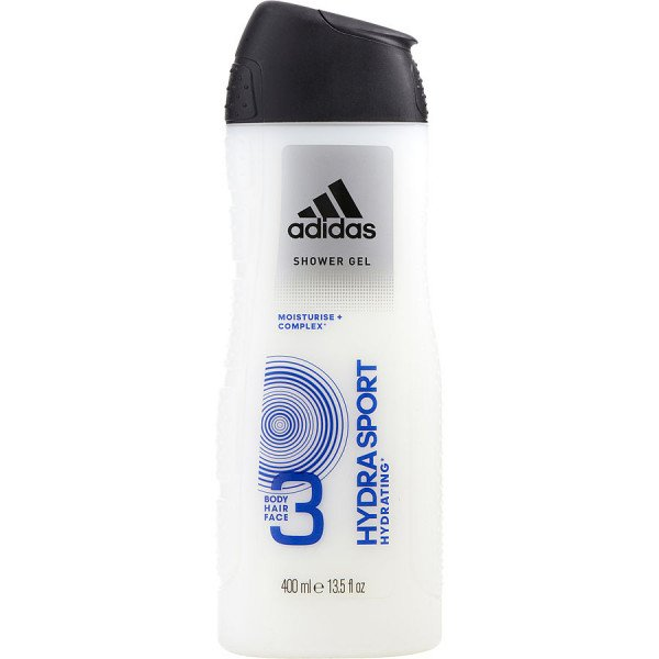 Hydra sport -  gel douche corps et cheveux 400 ml