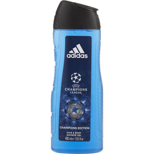 Uefa champions league -  gel douche corps et cheveux 400 ml